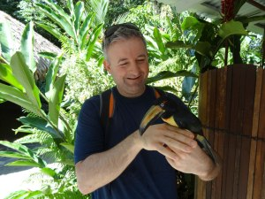 Our Toucan friend